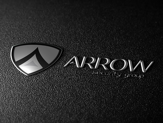 Arrow Security Group. Identidad Visual