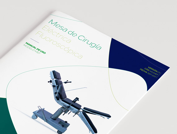 ND Medical. Identidad Visual